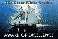 The Great White North's Award of Excellence